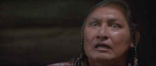 Will Sampson 1935 - 1987Will Sampson Poltergeist